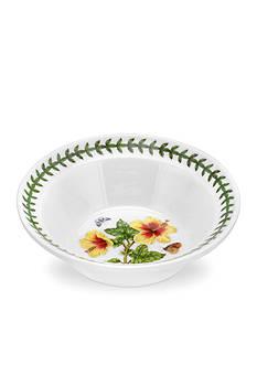 Portmeirion Exotic Botanic Garden Hibiscus Oatmeal Bowl
