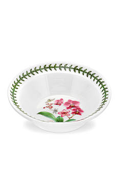 Portmeirion Exotic Botanic Garden Orchid Oatmeal Bowl