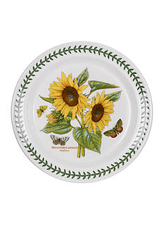 Portmeirion Botanic Garden Sunflower Dinner Plate