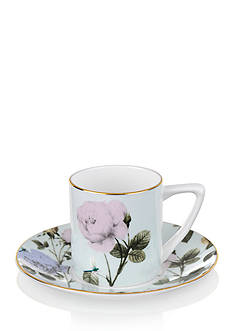 Portmeirion Rosie Lee Espresso Cup and Saucer