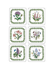 Portmeirion Botanic Garden Set of 6 Coasters