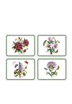 Portmeirion Botanic Garden Set of 4 Placemats