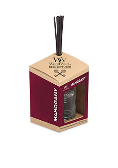 WoodWick Mahogany Reeds Reserve Candle