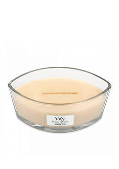 WoodWick HearthWick Flame® Candle - Vanilla Bean
