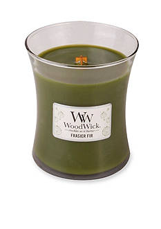 WoodWick Medium Candle - Frasier Fir
