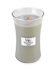 WoodWick Fireside Large Jar