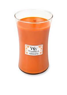 WoodWick Large Candle - Pumpkin Butter