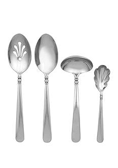 Lenox Pearl Platinum 4-Piece Hostess Set
