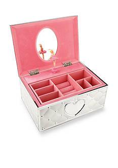 Lenox Childhood Memories Ballerina Jewelry Box - Online Only
