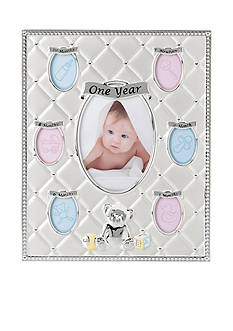 Lenox Childhood Memories 1st Year 3x5 Frame - Online Only