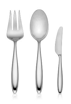 Lenox Curve 3 Piece Serve Set