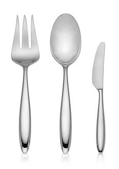 Lenox Curve 3-Piece Serve Set