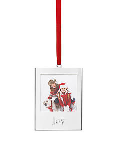 Lenox Joy Frame Ornament