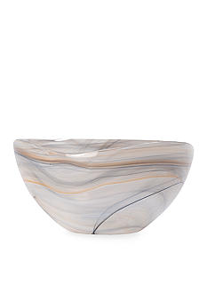 Vietri Alabaster Glass Cereal Bowl