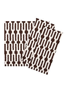 VIETRI Chocolate Links Napkin