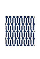Vietri Indigo Links Napkin