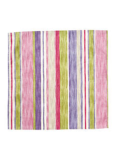 VIETRI Violet Multi Stripe Napkin