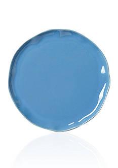 VIETRI FSURF BLUE DINNER PLATE