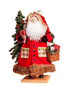 Old St. Nick of Tuscan Village 18-in. H