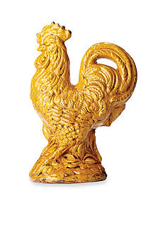 VIETRI Amber Rooster