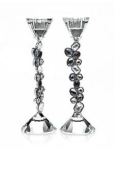 Godinger Galaxy 9.75-in. Candlestick Pair - Online Only