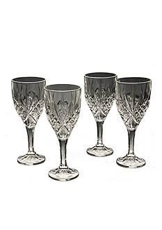 Godinger Dublin Set of 4 Wines