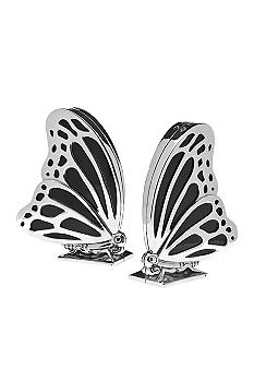 Godinger Butterfly Salt & Pepper Shakers