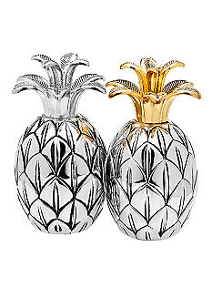 Godinger Pineapple Salt & Pepper Shakers