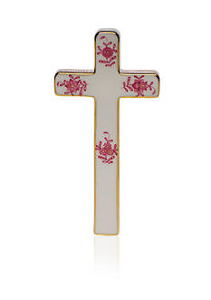 Herend Cross - Raspberry