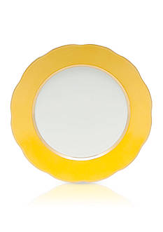 Herend Service Plate - Lemon