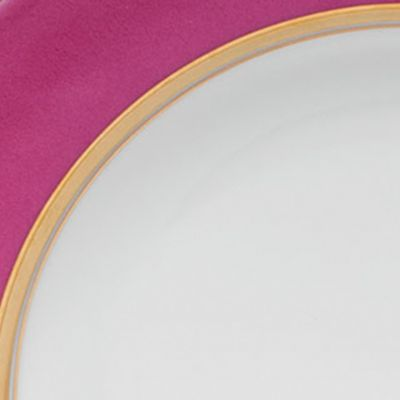 Designer Tabletop: Herend: Raspberry Herend 12-in. Charger Plate