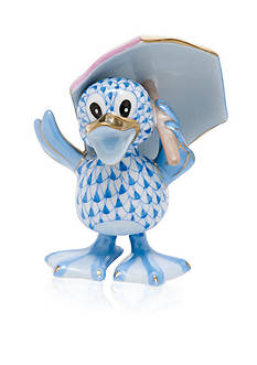 Herend Just Ducky - Blue