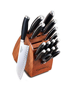 Calphalon Contemporary 17 PC CUTLERY SET