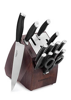 Calphalon Contemporary Self-Sharpening 14-pc. Cutlery Set with SharpIN Technology