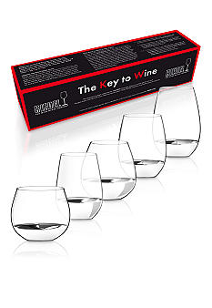 'O' Key to Wine Tasting Set, 5 glass set