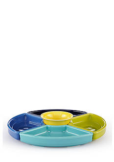 Fiesta Cool Colors 5-Piece Entertaining Set