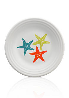 Fiesta Starfish Luncheon Plate