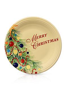 Fiesta Merry Christmas Plate