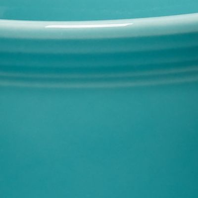 For The Home: Fiesta Kitchen: Turquoise Fiesta Scarlet Java Mug