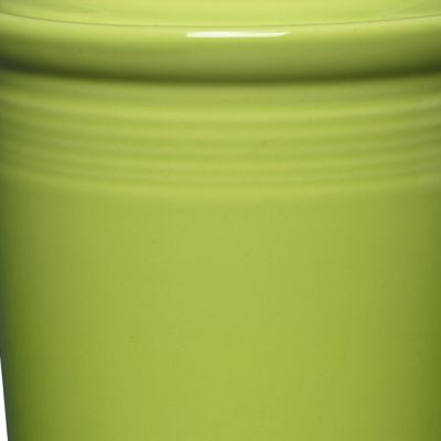 Casual Dinnerware Collection: Lemongrass Fiesta Sunflower Medium Canister
