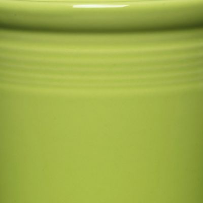 For The Home: Fiesta Kitchen: Lemongrass Fiesta Scarlet Large Canister