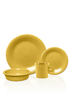 Fiesta Sunflower Dinnerware and Accessories