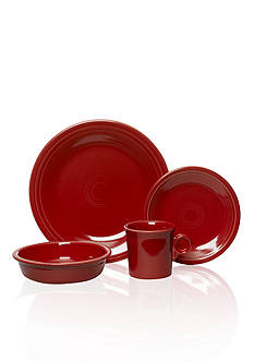 Fiesta® 4-Piece Place Setting