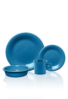 Fiesta Peacock Dinnerware and Accessories
