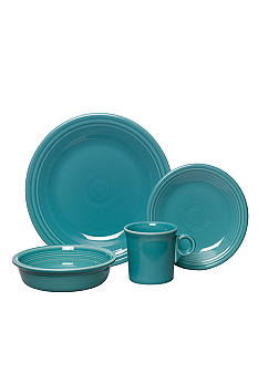 Fiesta Turquoise Dinnerware & Accessories