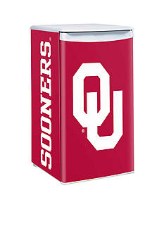Boelter NCAA Oklahoma Sooners Counter Top Height Refrigerator