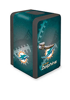 Boelter NFL Miami Dolphins Portable Party Refrigerator