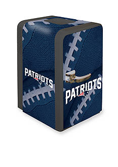 Boelter NFL Patriots Portable Party Refrigerator