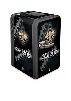 Boelter NFL Saints Portable Party Refrigerator