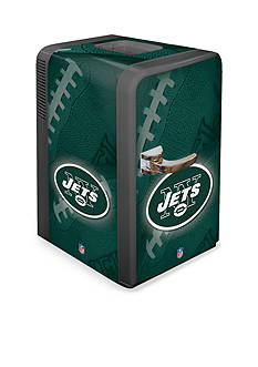 Boelter NFL Jets Portable Party Refrigerator